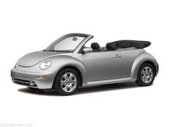 2005 Volkswagen New Beetle GLS Convertible near Charleston, SC