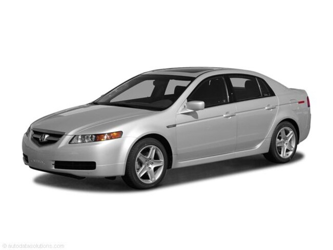 2006 Acura TL Base Sedan