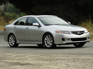 2006 Acura TSX 4dr Sdn AT Sedan