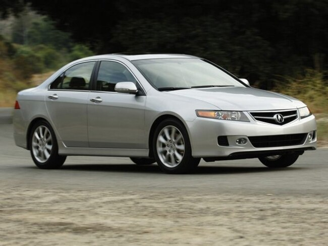 2006 Acura TSX Base w/Navigation Sedan