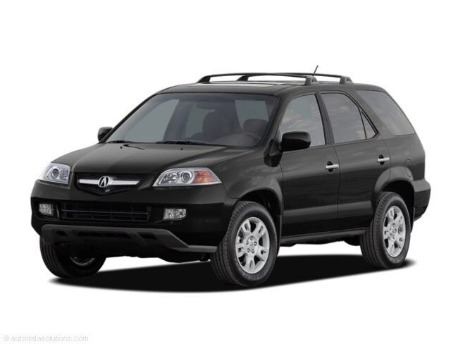 2006 Acura MDX 3.5L w/Touring Package SUV
