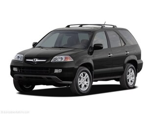 2006 Acura MDX Touring with Navi SUV
