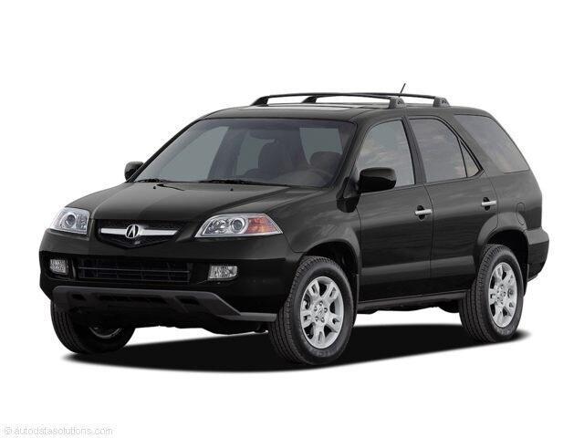 2006 Acura MDX Touring SUV