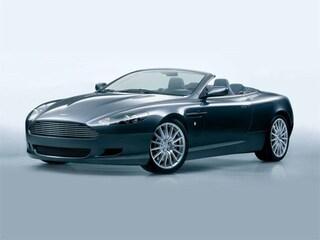 Pre-Owned 2006 Aston Martin DB9 Volante Convertible in Dublin, CA