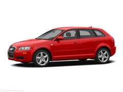 Used 2006 Audi A3 W/Premium PKG Hatchback For sale in Troy NY