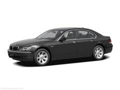 Used 2006 BMW 750Li Sedan Philadelphia