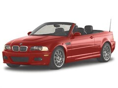 2006 BMW M3 M3 2DR Convertible Convertible