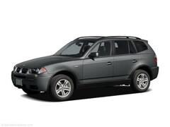 2006 BMW X3 3.0i AWD Leather Moonroof Loaded SUV