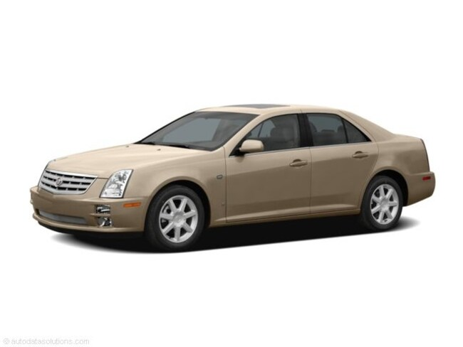 Used 2006 CADILLAC STS V6 Sedan in Mishawaka, IN