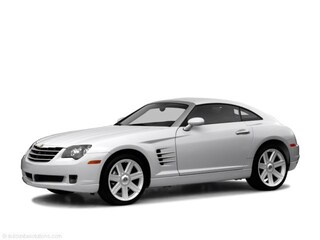 Used 2006 Chrysler Crossfire Limited Coupe Bullhead City