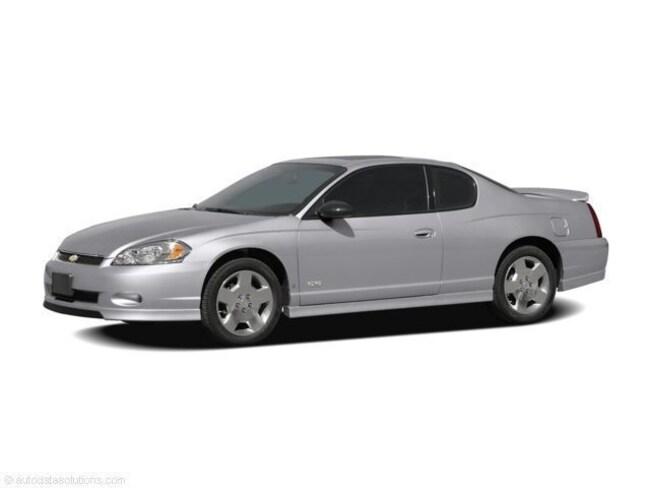 2006 Chevrolet Monte Carlo SS Coupe