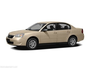 2006 Chevrolet Malibu LT w/0LT Car