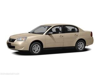 Bargain 2006 Chevrolet Malibu LT w/0LT Car Fax CLean Fuel Saver Great First Car! Sedan 14525A for sale in Ardmore, OK