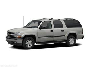 2006 Chevrolet K1500 Suburban WAGON