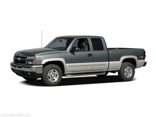 2006 Chevrolet Silverado 1500 Ext Cab 143.5 WB 2WD LS Extended Cab Pickup