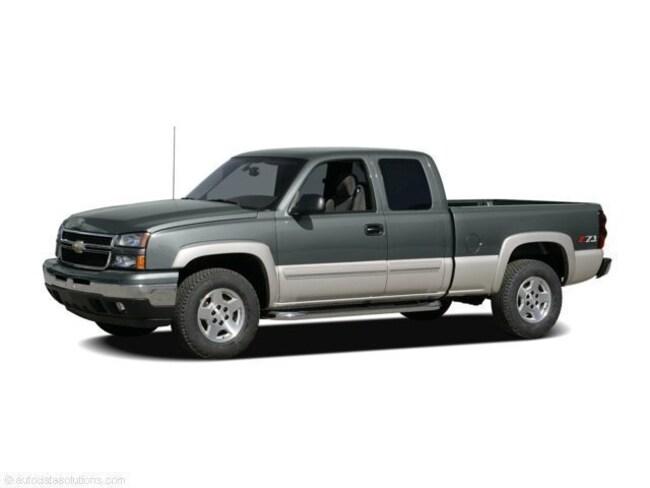 2006 Chevrolet Silverado 1500 Extended Cab Truck