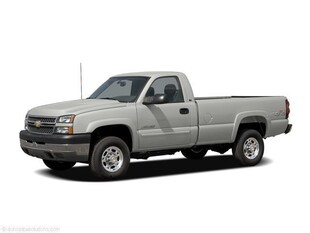 2006 Chevrolet Silverado 2500HD Truck Regular Cab