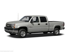 2006 Chevrolet Silverado 2500HD LT2 Crew Cab Short Bed Truck