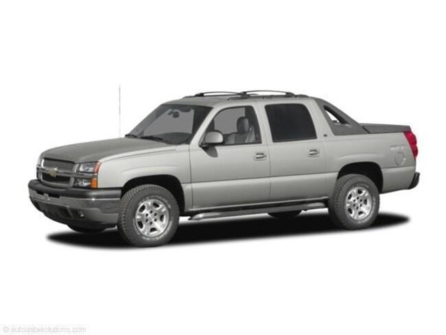 2006 Chevrolet Avalanche 1500 Truck Crew Cab