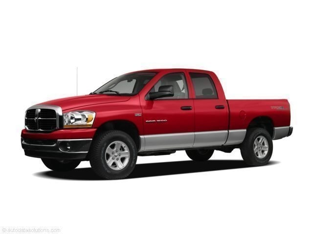 2006 Dodge Ram 1500 SLT/TRX4 Off Road/Sport Truck Quad Cab