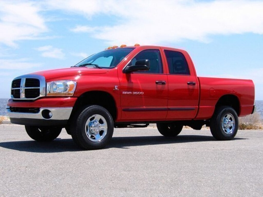 Used 2006 Dodge Ram 3500 SLT/Sport For Sale | Brookhaven MS