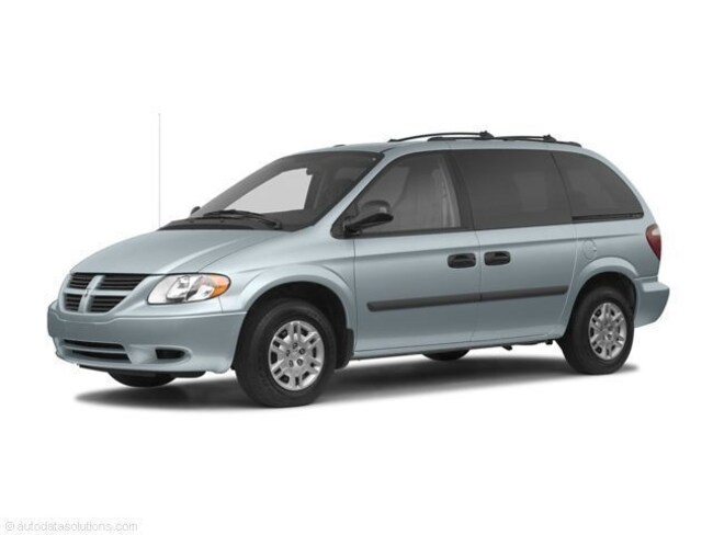 Used 2006 Dodge Caravan SXT Van Passenger Van for sale in Erie, PA