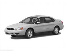 2006 Ford Taurus SEL Sedan