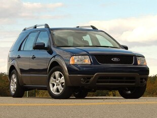 2006 Ford Freestyle Limited Wagon