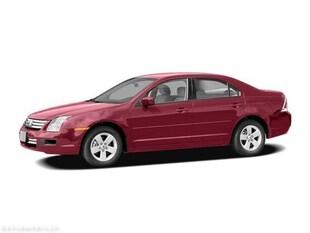 2006 Ford Fusion SEL V6 Sedan 3FAFP081X6R100544