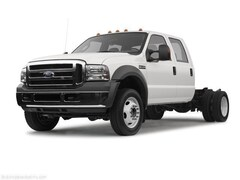 2006 Ford Super Duty F-550 DRW Crew Cab Chassis-Cab
