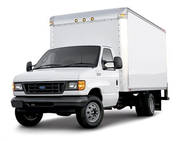2006 Ford E-450SD Base Cab/Chassis