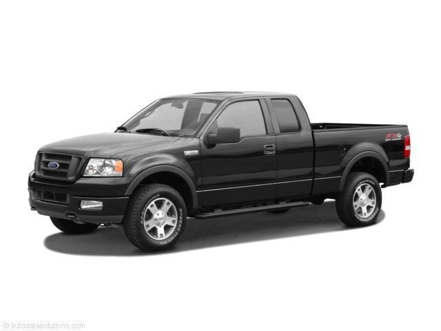 2006 Ford F-150 Supercab 145 XLT 4WD Extended Cab Truck
