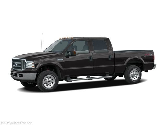 2006 Ford F-250 XL Crew Cab