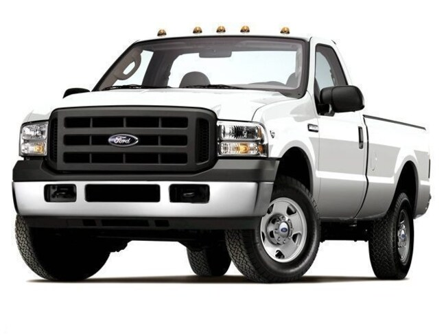 2006 Ford Super Duty F-350 SRW Super Duty Long Bed Truck