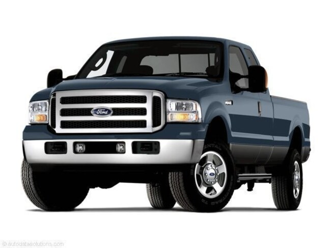 2006 Ford F-350 4X4 LOW Miles  Diesel Utility Truck Truck