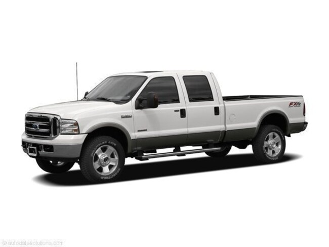 Used 2006 Ford F-350 Super Duty Crew Cab for Sale in Edinboro