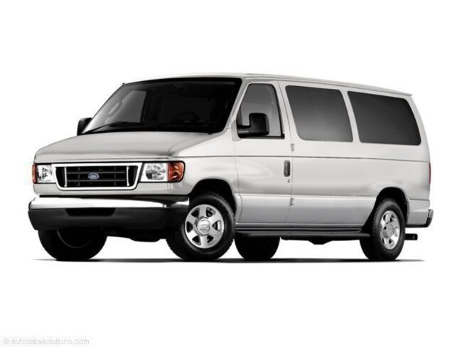 Used 2006 Ford E-150 Wagon for sale in Wooster, OH