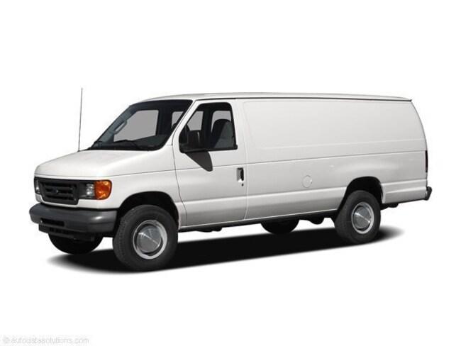 2006 Ford E-250 Van Cargo Van