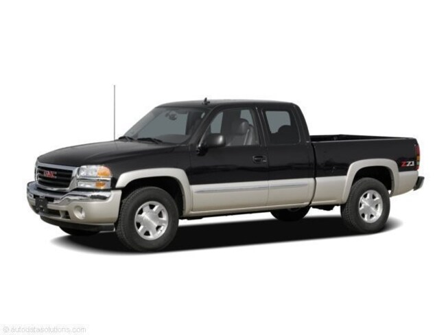 2006 GMC Sierra 1500 Truck Extended Cab