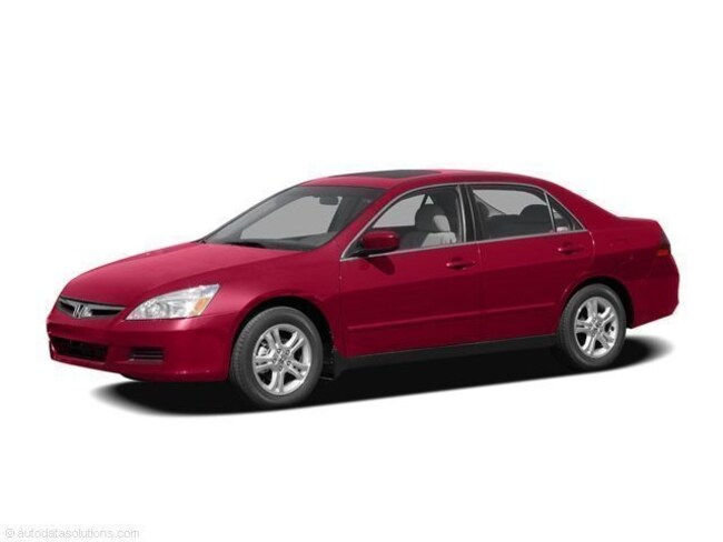 Used 2006 Honda Accord EX-L V6 AT Sedan for sale in Ames IA