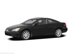 Pre-Owned 2006 Honda Accord Cpe EX-L with NAVI Coupe in Fairfax, VA