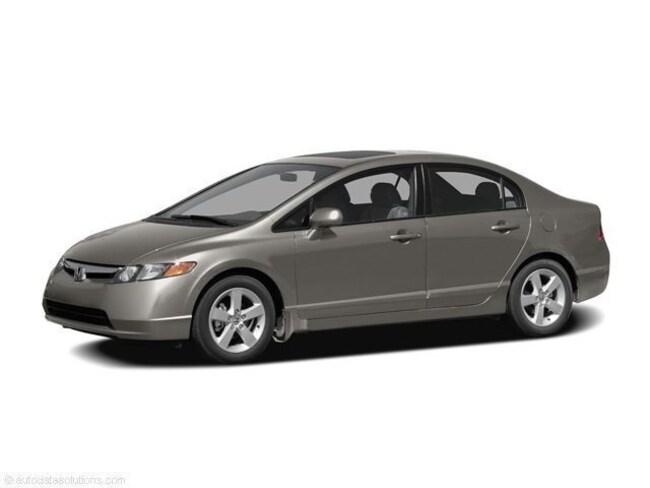 2006 Honda Civic Sdn DX Sedan