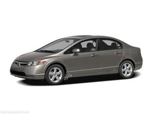 2006 Honda Civic LX Sedan