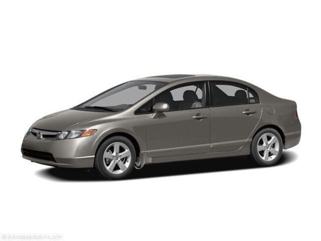 Used 2006 Honda Civic EX Sedan Grand Forks, ND