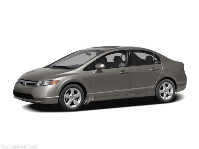 2006 Honda Civic EX w/Navi Sedan