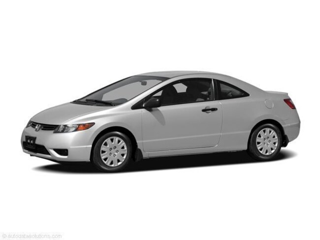 Used 2006 Honda Civic w/ST Manual Coupe for sale in Las Vegas
