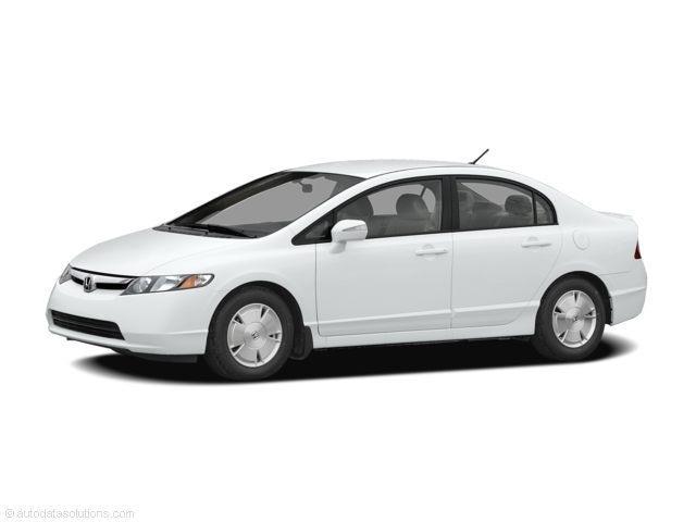 2006 Honda Civic Hybrid Base Sedan