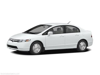2006 Honda Civic Hybrid Base Sedan