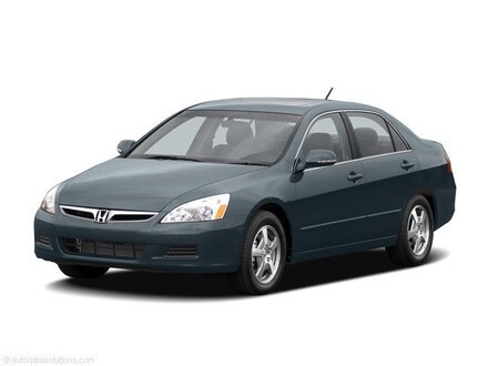 2006 Honda Accord Hybrid With Navi Sedan