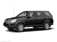 2006 Honda CR-V LX 2WD  AT SUV